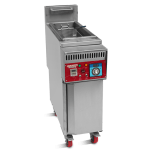 Deep Fryer Single Tank Single Basket