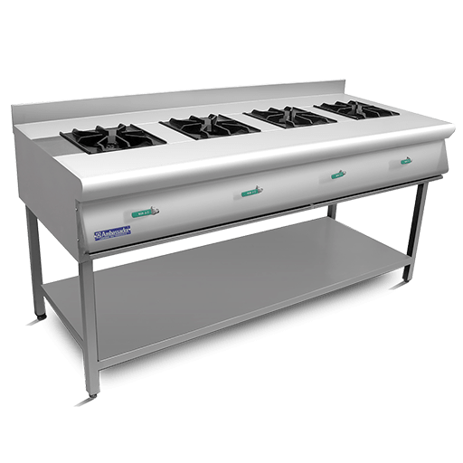 CSB05 - Cooking Stand with 4 burners